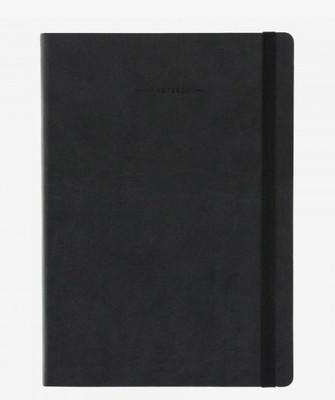 Legami My Notebook L-Kareli Siyah