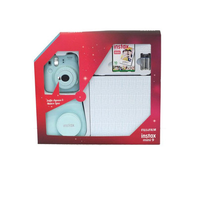 Fuji Instax Mini 9 Box2 Plus ICE BLUE FOTSI00070
