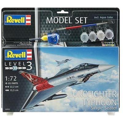 Revell 63952 Maket Uçak Euro Typhoon Model Set