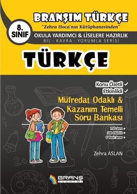 8.Sınıf Türkçe Müfredat Odaklı ve Kazanım Temelli Soru Bankası