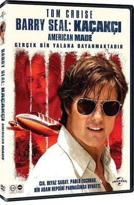 American Made - Barry Seal: Kaçakçı