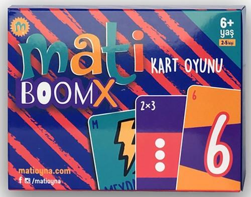 MatiBoomX Çarpma Kutu Oyunu