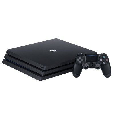 Sony Playstation 4 Pro New Chassis Siyah 1 TB (Sony Eurasia Garantili)