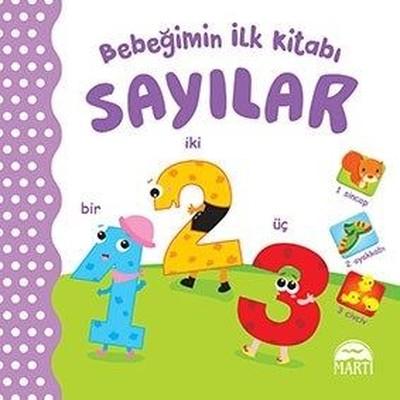 Bebeğimin İlk Kitabı-Sayılar
