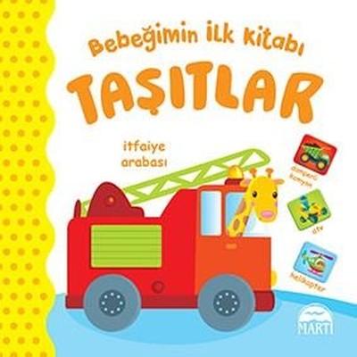 Bebeğimin İlk Kitabı-Taşıtlar