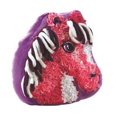 PlushCraft-Hobi Set Pony Pillow
