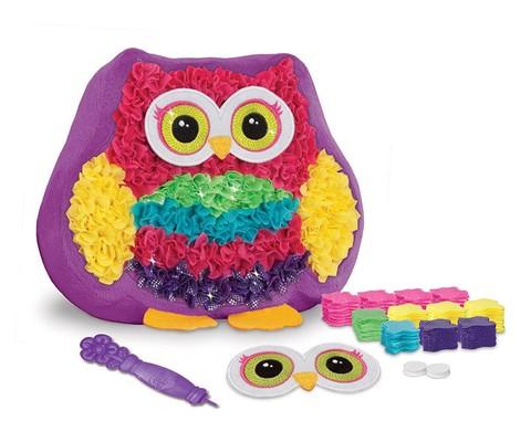 PlushCraft-Hobi Set Owl Pillow