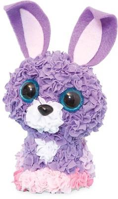 Plush Craft Hobi Seti - Bunny (3 Boyutlu)