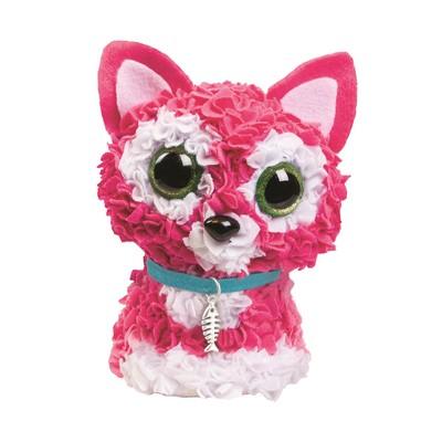 PlushCraft-Hobi Set Kitty 3D.