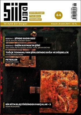 Şiirden Dergisi Sayı 44