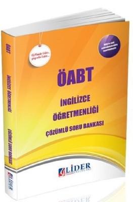 ÖABT İngilizce Öğretmenliği Çözümlü Soru Bankası