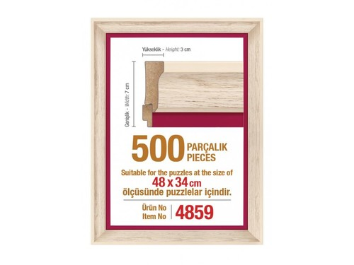 Polistiren Çerçeve (48 x 34cm) 4859