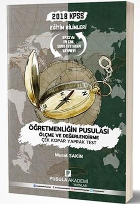 2018 KPSS Eğitim Bilimleri Ölçme ve Değerlendirme Çek Kopar Yaprak Test