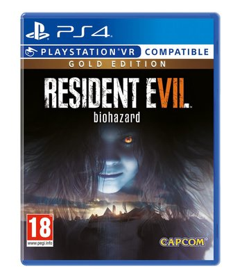 Ps4 Resident Evil 7 Gold Edition Oyun