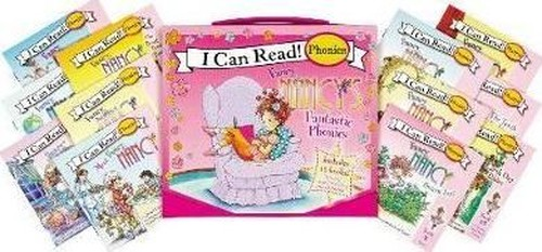 Fancy Nancy's Fantastic Phonics (My First I Can Read)