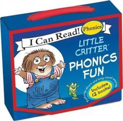 Little Critter Phonics Fun (My First I Can Read)