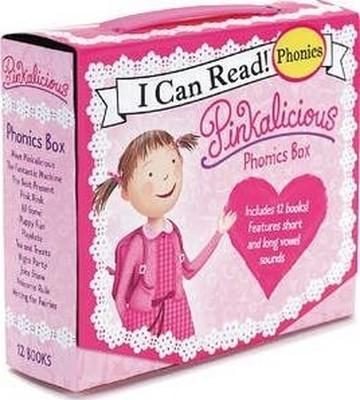 Pinkalicious Phonics Box Set (My First I Can Read)
