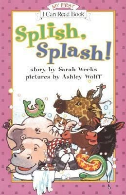 Splish, Splash! (My First I Can Read)