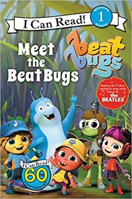 Beat Bugs: Meet the Beat Bugs (I Can Read Level 1)