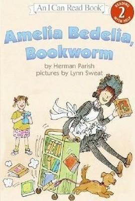 Amelia Bedelia, Bookworm (I Can Read Level 2)