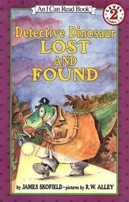 Detective Dinosaur Lost and Found (I Can Read Level 2)