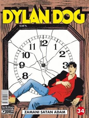 Dylan Dog Sayı 34-Zamanı Satan Adam