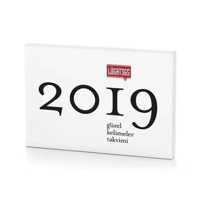Lugat365 Güzel Kelimeler Takvimi 2019