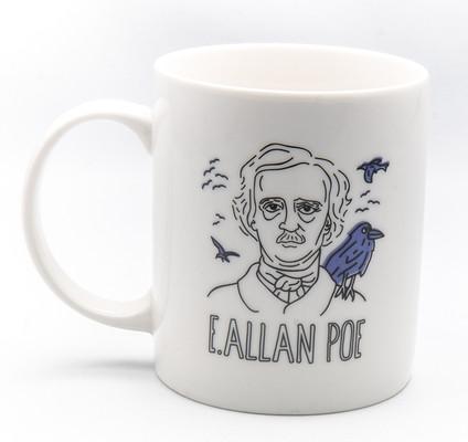 Can Dükkan Kupa Edgar Allen Poe