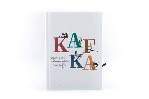 CanDükkan Defter Kafka 12x16 120Yp.