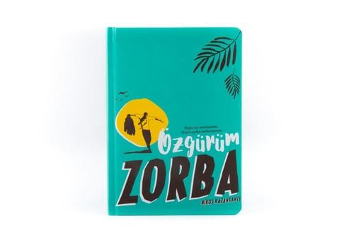 CanDükkan Defter Zorba 12x16 120Yp.