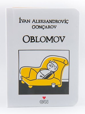 Can Dükkan Defter Oblomov 8x11