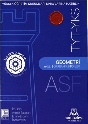 TYT-YKS Geometri Akıllı Soru Bankası Föyleri