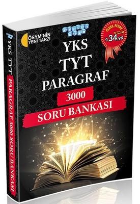 YKS TYT Paragraf 3000 Soru Bankası