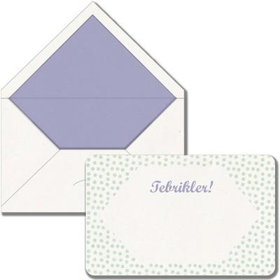 Maritera Kart Pastel Puantiyeli TR