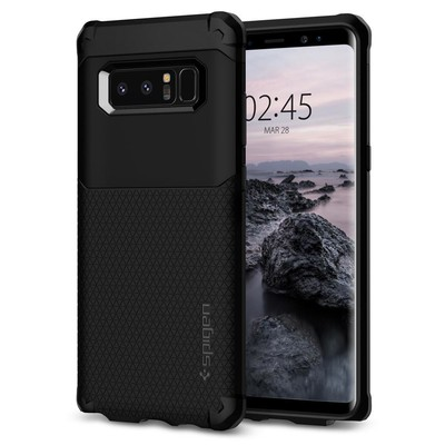 Spigen Galaxy Note 8 Kılıf Hybrid Armor - Black