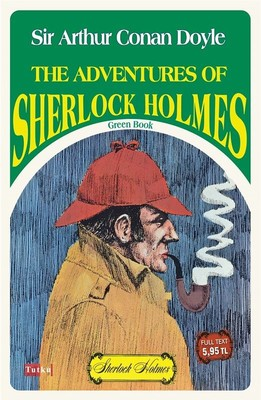Sherlock Holmes-The Adventures Of Green Book