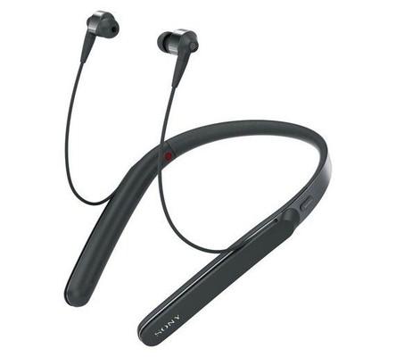 Sony Noise Canceling Kablosuz Kulakiçi Kulaklık Siyah WI1000