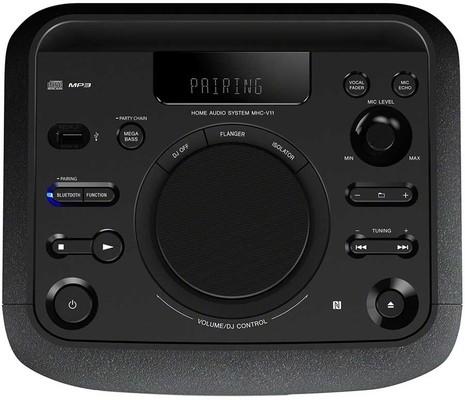 Sony MHCV11 CEL Bluetooth Güçlü Ev Sinema Sistemi
