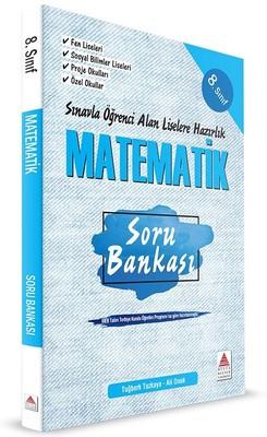 8.Sınıf Matematik Sınavla Öğrenci Alan Liselere Hazırlık Soru Bankası