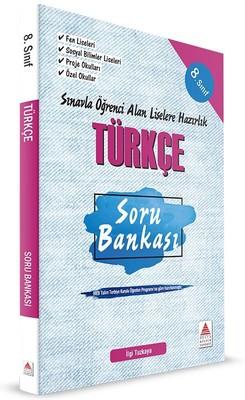 8.Sınıf Türkçe Sınavla Öğrenci Alan Liselere Hazırlık Soru Bankası