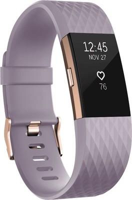 Fitbit Charge 2 Lavender Small FB407RGLVS-EU