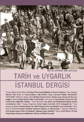 Tarih ve Uygarlık-İstanbul Dergisi Sayı 10