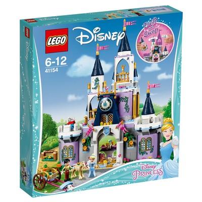 Lego Disney Princess Cinderellas Castle 41154