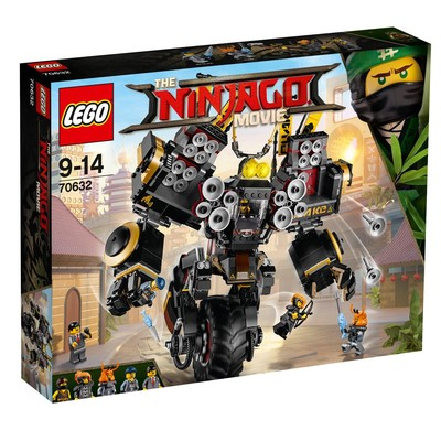 Lego Ninjago Deprem Makinesi
