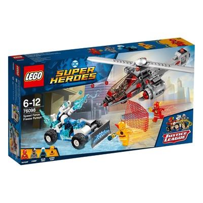 Lego Super Heroes Hız Gücü Dondurucu Takip
