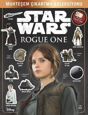 Star Wars Rogue One-Muhteşem Çıkartma Koleksiyonu