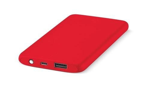 Ttec 2BB132K ttec PowerSlim 5.000mAh Taşınabilir Şarj Aleti Kırmızı