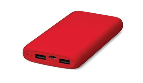 Ttec 2BB133K PowerSlim 10.000mAh Taşınabilir Şarj Aleti Kırmızı