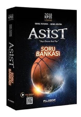 2018 KPSS Lisans GY-GK Asist Soru Bankası
