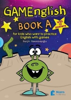 GAMEnglish Book A +12 posters